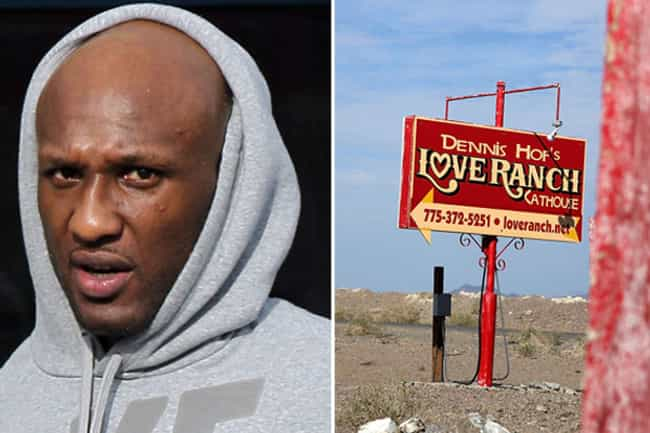 Lamar Odom is listed (or ranked) 3 on the list Celebrities Who Got Off Easy for Crimes They Committed