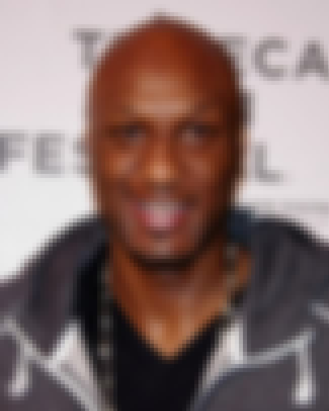 Lamar Odom is listed (or ranked) 1 on the list Celebs Caught Behaving Badly on Planes