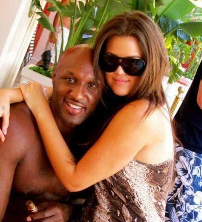 Lamar Odom is listed (or ranked) 1 on the list Here Are All The Celebrities Who Have Fallen Victim To The Kardashian Kurse