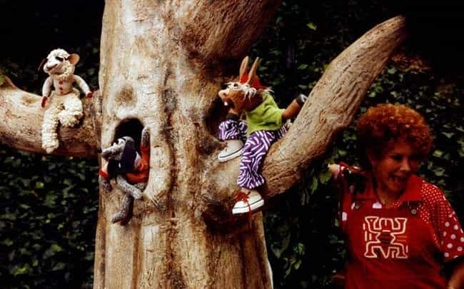 Lamb Chop's Play-Along ... is listed (or ranked) 3 on the list The 13 Strangest Kids' Shows From The '90s All Had Puppets
