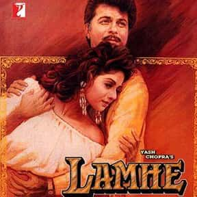 Lamhe is listed (or ranked) 24 on the list The Best Sridevi Kapoor Movies