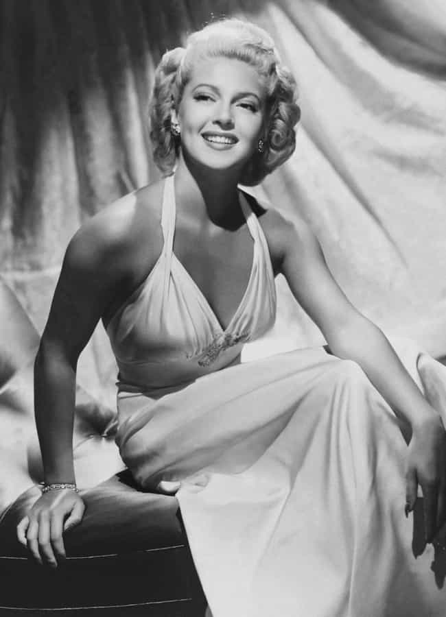 Lana Turner is listed (or ranked) 4 on the list The Hottest Classic Blonde Bombshells