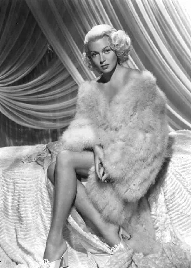 Lana Turner is listed (or ranked) 4 on the list The Hottest Pin-Up Girls from the 1940s