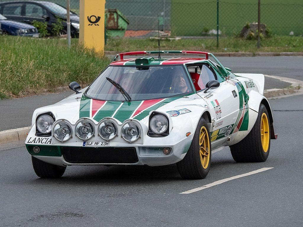 Random Best Rally Cars Ever Put Togeth