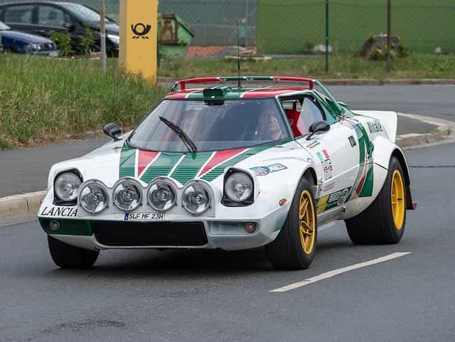 Lancia Stratos is listed (or ranked) 1 on the list The Best Rally Cars Ever Put Together