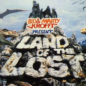 Land of the Lost is listed (or ranked) 2 on the list The Best 1980s Fantasy TV Series