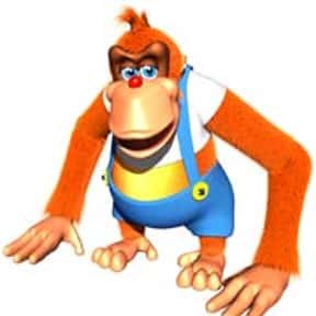 Lanky Kong is listed (or ranked) 12 on the list The Best Nintendo 64 Characters