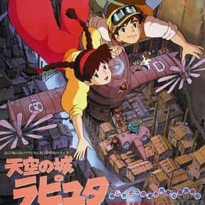 Castle in the Sky is listed (or ranked) 10 on the list The Best Anime Movies of All Time
