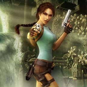 Lara Croft is listed (or ranked) 3 on the list The Hottest Video Game Vixens of All Time