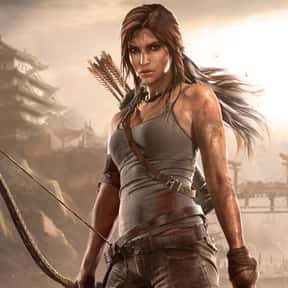 Lara Croft is listed (or ranked) 8 on the list The Best Jumping Characters in Gaming History