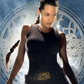 Lara Croft: Tomb Raider is listed (or ranked) 7 on the list The Very Best Angelina Jolie Movies