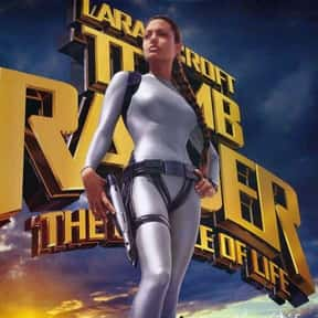 Lara Croft Tomb Raider: The Cr is listed (or ranked) 16 on the list The Best Gerard Butler Movies