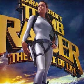 Lara Croft Tomb Raider: The Cr is listed (or ranked) 8 on the list The Very Best Angelina Jolie Movies