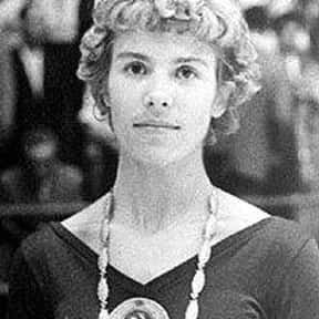 Larisa Latynina is listed (or ranked) 10 on the list The Most Influential Female Athletes of All Time