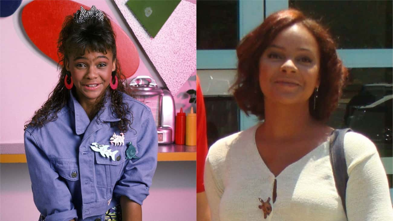 Lark Voorhies (Lisa Turtle) is listed (or ranked) 4 on the list The Cast Of Saved By The Bell: Where Are They Now?