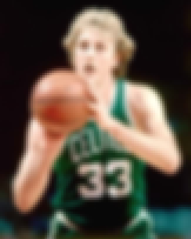 Larry Bird is listed (or ranked) 4 on the list 10 Athletes Who Are Definitely Introverts