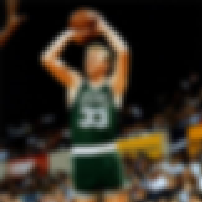 Larry Bird is listed (or ranked) 3 on the list The Best Three-Point Shooters in NBA History