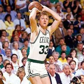 Larry Bird is listed (or ranked) 20 on the list The Best NBA Player Nicknames