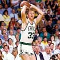 Larry Bird is listed (or ranked) 17 on the list The Best NBA Player Nicknames