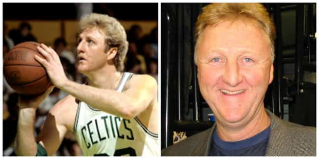 Larry Bird is listed (or ranked) 4 on the list Celebrities Turning 60 in 2016