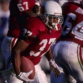 Larry Centers is listed (or ranked) 23 on the list The Best Arizona Cardinals of All Time