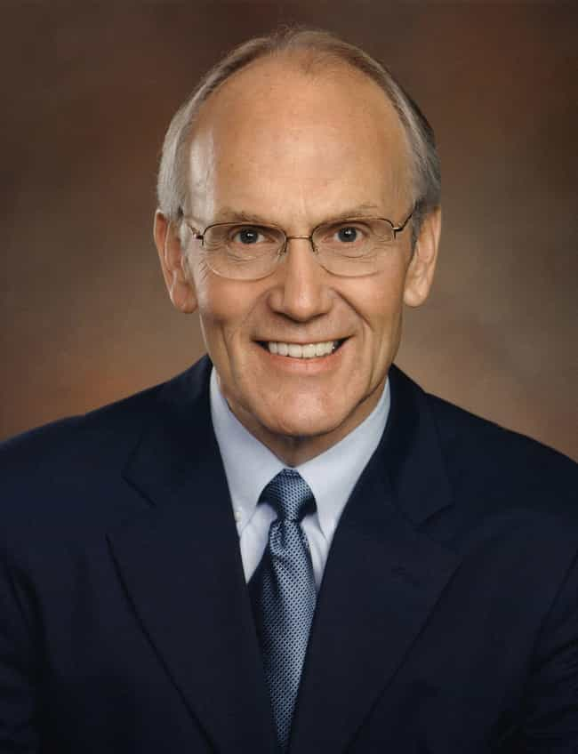 Larry Craig is listed (or ranked) 1 on the list What Disgraced Politicians Did After Their Falls From Grace