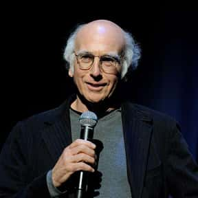 Larry David is listed (or ranked) 9 on the list Famous People From Brooklyn