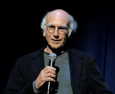 Larry David is listed (or ranked) 2 on the list Famous Male Stand-up Comedians