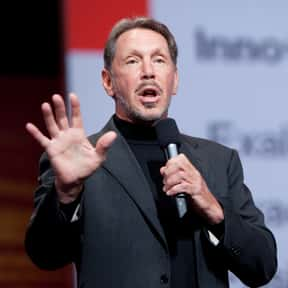 Larry Ellison is listed (or ranked) 11 on the list List of Famous Investors