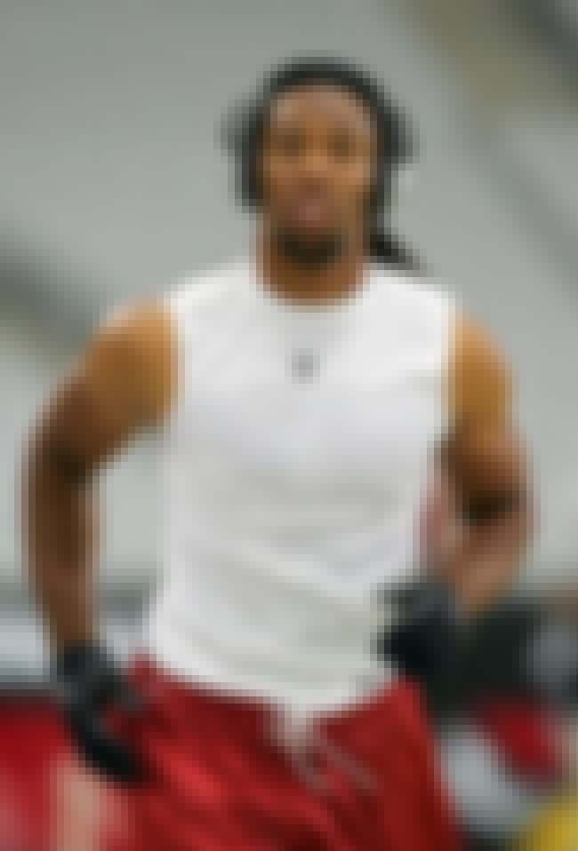 Larry Fitzgerald is listed (or ranked) 3 on the list Famous Valley Forge Military Academy And College Alumni
