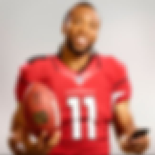 Larry Fitzgerald is listed (or ranked) 3 on the list The Best Wide Receivers of All Time