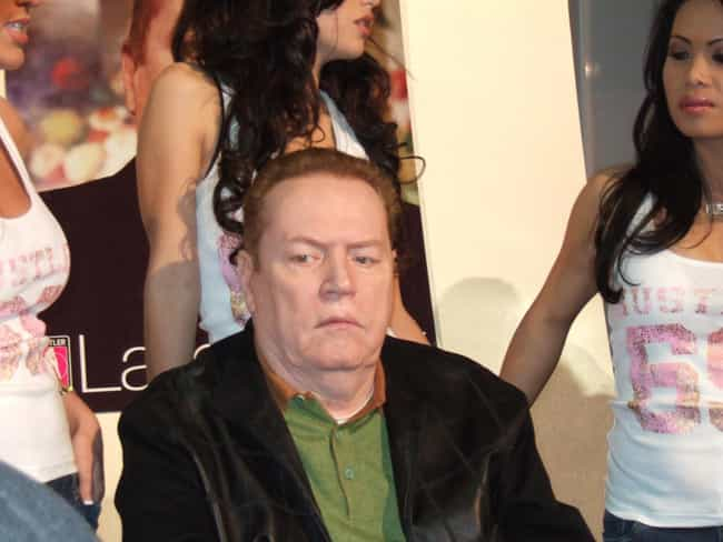 Larry Flynt is listed (or ranked) 2 on the list 22 Famous Paraplegics