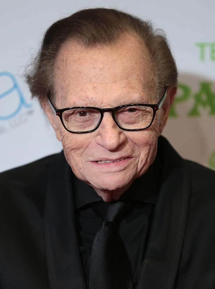 Larry King - 8 Marriages