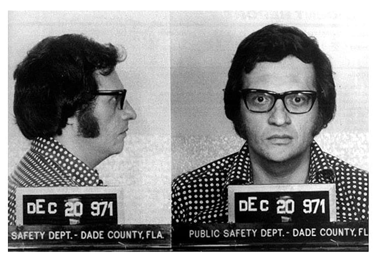 Larry King is listed (or ranked) 3 on the list The Most Surprising Celebrity Mugshots
