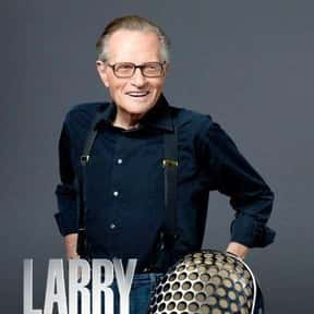 Larry King Live is listed (or ranked) 17 on the list The Best Talk Shows of the '80s