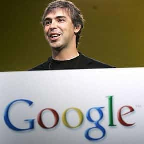 Larry Page is listed (or ranked) 17 on the list The Most Irreplaceable CEOs in the World