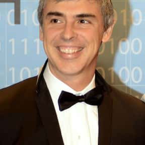 Larry Page is listed (or ranked) 7 on the list Famous University Of Michigan Alumni