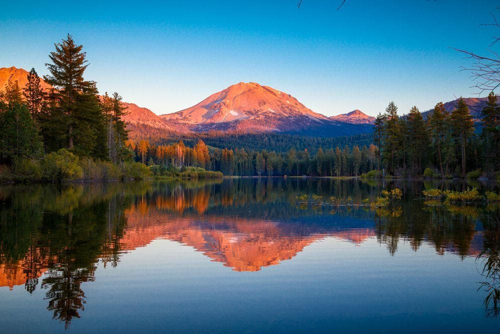 Lassen Volcanic National Park on Random Best Picture Of Each US National Park