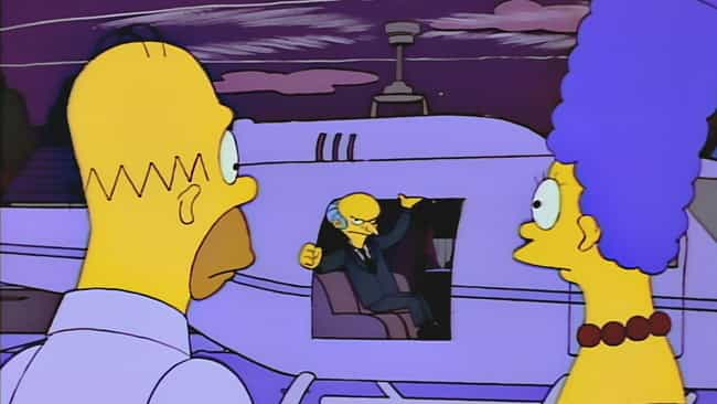 Last Exit to Springfield is listed (or ranked) 1 on the list The Best Mr. Burns Episodes of 'The Simpsons'