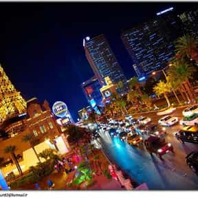 Las Vegas is listed (or ranked) 2 on the list The Best Cities for a Bachelor Party