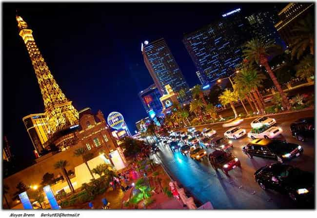 Las Vegas is listed (or ranked) 2 on the list The Best Girls' Trip Destinations