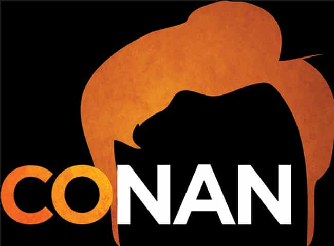 Late Night with Conan O'... is listed (or ranked) 4 on the list TV Shows Produced By Lorne Michaels