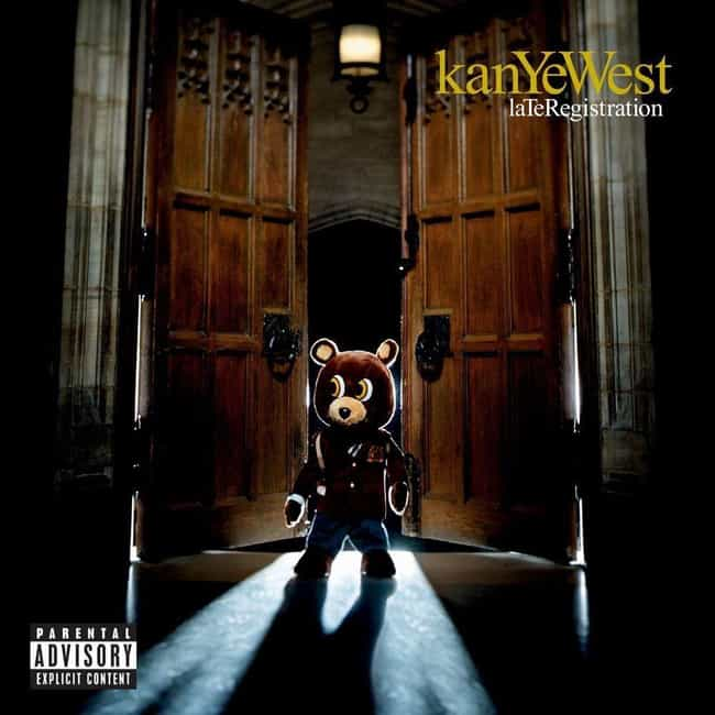 Late Registration is listed (or ranked) 4 on the list The Best Kanye West Albums of All-Time
