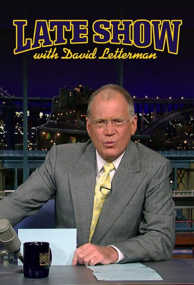 Late Show with David Letterman is listed (or ranked) 4 on the list The Best Late Night Talk Shows From NYC