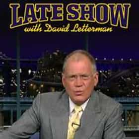 Late Show with David Letterman