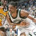 Latrell Sprewell is listed (or ranked) 45 on the list The Best Small Forwards of All Time