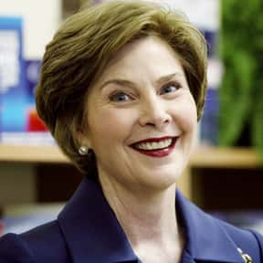 Laura Bush is listed (or ranked) 6 on the list The Most Loved American First Ladies