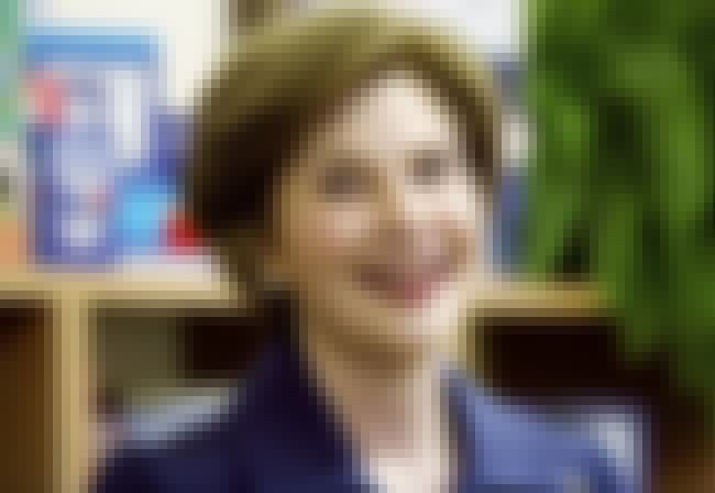 Laura Bush is listed (or ranked) 3 on the list List of Famous Librarians