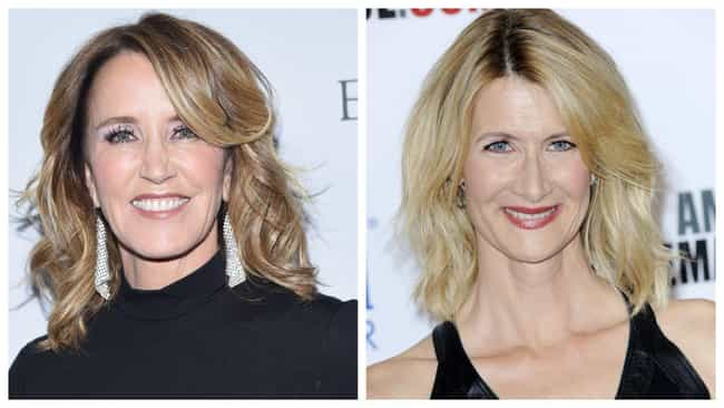 Laura Dern is listed (or ranked) 3 on the list Who Should Star In The College Admissions Scandal TV Series?