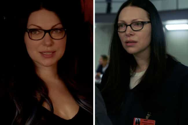 Laura Prepon is listed (or ranked) 2 on the list How the Cast of Orange Is the New Black Has Aged Since the First Season